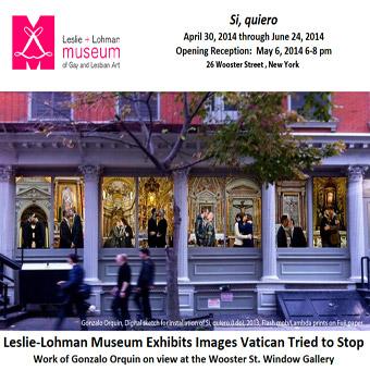 Si Quiero! - Leslie Lohman Museum NYC